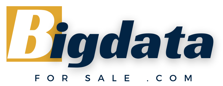 Big Data for Sale